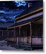 Grafton Ghost Town In Southern Utah Metal Print by Utah Images