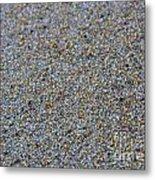 Grainy Sand Metal Print by Michael Mooney
