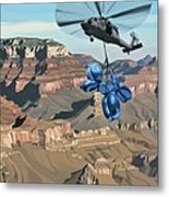 Grand Canyon Metal Print by Scott Listfield