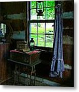 Grandma's Things Metal Print by Julie Dant