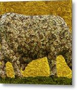 Grazing 2 Metal Print by Jack Zulli