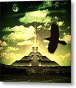 Great Mayan Dream Metal Print by Milton Thompson