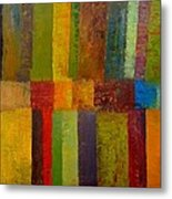 Green Eggs And Ham Metal Print by Michelle Calkins