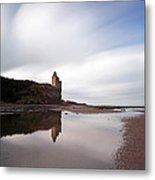 Greenan Castle Metal Print by Grant Glendinning