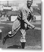 Grover Cleveland Alexander 1915 Metal Print by Unknown