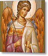 Guardian Angel Metal Print by Julia Bridget Hayes