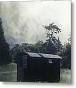 Gypsy Caravan Metal Print by Joana Kruse