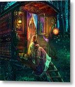 Gypsy Firefly Metal Print by Aimee Stewart