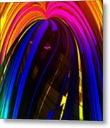 Hair Metal Print by Cheryl Young