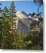Half Dome Yosemite Metal Print by Jane Rix