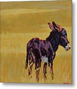 Half Pint Metal Print by Patricia A Griffin