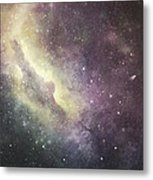 Halley 2 Metal Print by Cynthia Lassiter