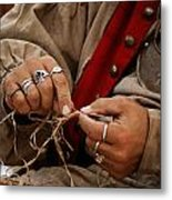 Hands Metal Print by Off The Beaten Path Photography - Andrew Alexander