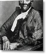 Harriet Tubman  Metal Print by American School
