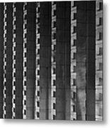 Harvey Mudd College Columns Metal Print by University Icons
