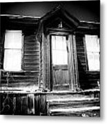 Haunted Metal Print by Cat Connor