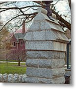 Haverford College Entrance Metal Print by Kay Pickens