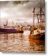 Heading Out Metal Print by Bob Orsillo