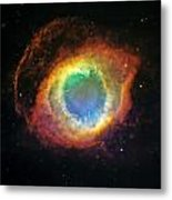 Helix Nebula 2 Metal Print by The  Vault - Jennifer Rondinelli Reilly