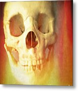 Hell Fire Metal Print by Edward Fielding