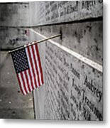Heroes Surround Us Metal Print by Ken Johnson