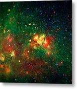Hidden Nebula Metal Print by The  Vault - Jennifer Rondinelli Reilly