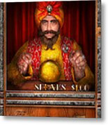 Hobby - Have Your Fortune Told Metal Print by Mike Savad