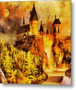 Hogwarts College Metal Print by George Rossidis
