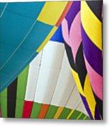 Hot Air Balloon Metal Print by Marcia Colelli