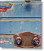Hot And Cold Metal Print by Heidi Smith