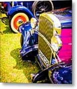 Hot Rods Metal Print by Phil 'motography' Clark
