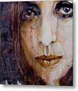 How Can You Mend A Broken Heart Metal Print by Paul Lovering