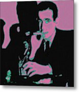 Humphrey Bogart And The Maltese Falcon 20130323m138 Metal Print by Wingsdomain Art and Photography