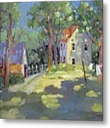 Hung Out To Dry Metal Print by Joyce Hicks