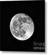 Hunters Moon Metal Print by Al Powell Photography USA