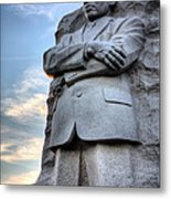 I Have A Dream Metal Print by JC Findley