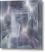 Ice Metal Print by Klaas Hartz