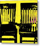 Identity Crisis Metal Print by Wendy J St Christopher