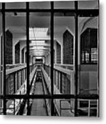 In The Clink Metal Print by Benjamin Yeager