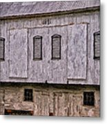 In The Year 1891 Metal Print by Lois Bryan