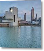 In Transition Metal Print by Jennifer Grover