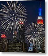 Independence Day Metal Print by Eduard Moldoveanu