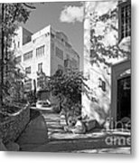 Indiana University Morrison Hall Metal Print by University Icons