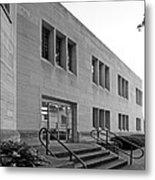 Indiana University  Metal Print by University Icons