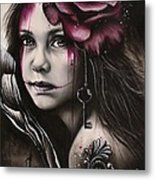 Inner Child Metal Print by Sheena Pike