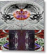 Inspiring Trust Spider - Spirit 2013 Metal Print by James Warren