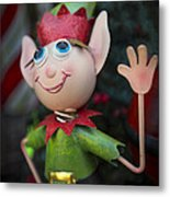 Introduce Yours-elf Metal Print by Evelina Kremsdorf
