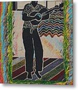 Irie Reggae 1 Metal Print by John Powell
