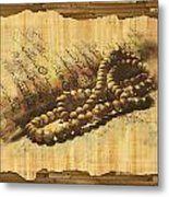 Islamic Painting 013 Metal Print by Catf