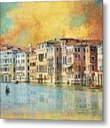 Italy 02 Metal Print by Catf